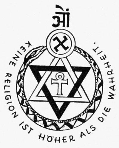 Zwarte Vs Witte Occultisten In Het Duitsland Rond Wo Iiduits