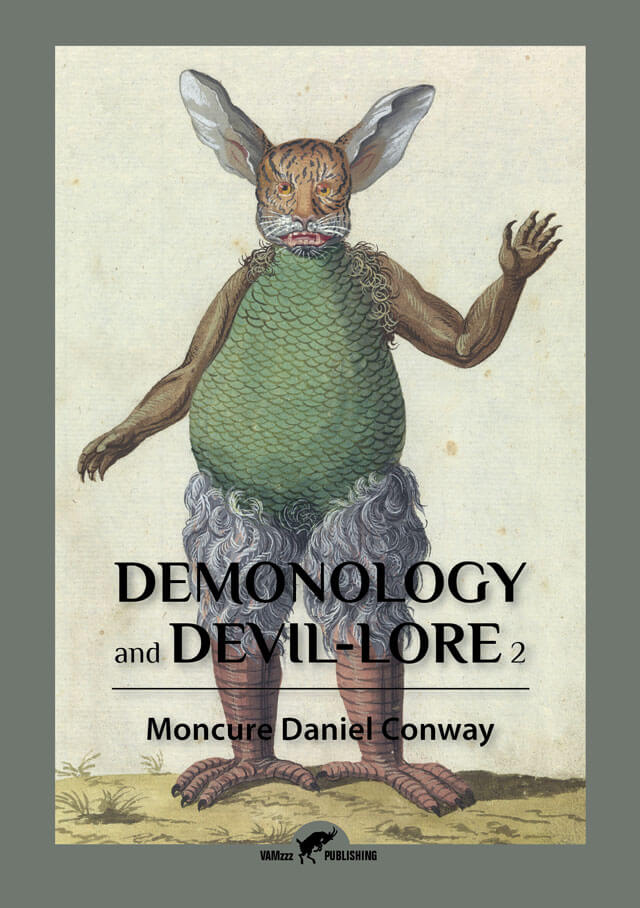 Demonology and Devil-Lore 2 by Moncure Daniel Conway